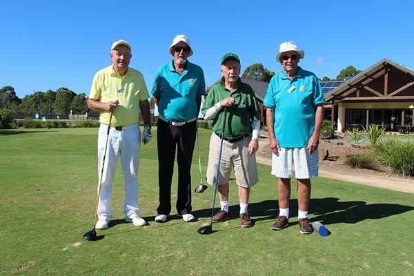 38th Annual Golf Tournament AGFR 2016